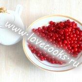 Мармелад з червоної смородини