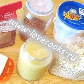 Мюслі - медовий геркулес до морозива