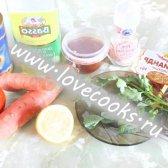 Морквяний марокканський салат