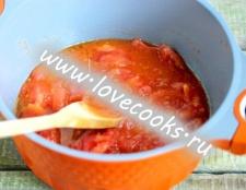 Лечо з перцю і помідорів