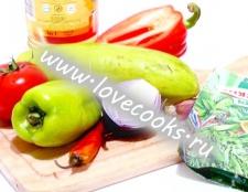 Овочі по-італійськи