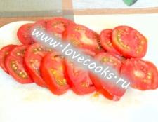 Салат з помідорів та цибулі на зиму