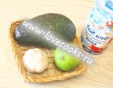 Соус гуакамоле з авокадо