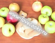 Варення з яблук з корицею